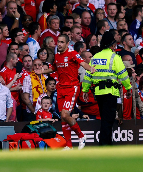 Joe Cole Liverpool