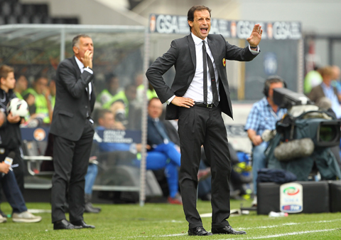Massimiliano Allegri Milan